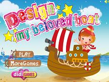 Design My Beloved Boat