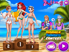 Summer Swimsuits Contest