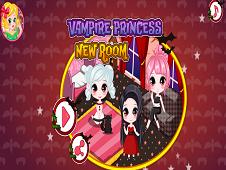Vampire Princess New Room