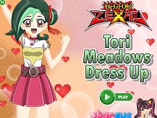 Tori Meadows Dress Up