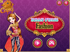 Holly Ohair Fashion