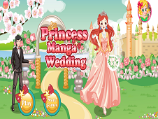 Ariel Manga Wedding
