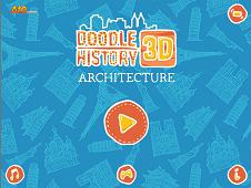Doodle History Architecture 3D