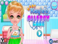Baby Kaylee Allergy Care