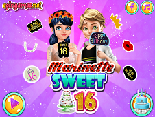Marinette Sweet Sixteen