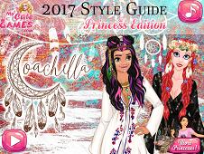 Princess Style Guide 2017 Coachella