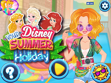 Your Disney Summer Holiday