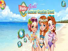 Girls Summer Vacation Travel