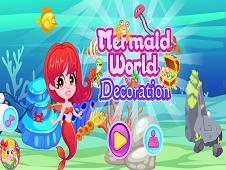 Mermaid World Decoration
