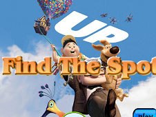 Up Find the Spot