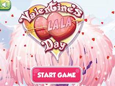 Valentines Day La La
