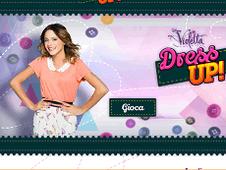 Violetta Dress up 2