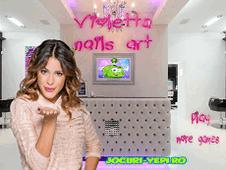 Violetta Manicure