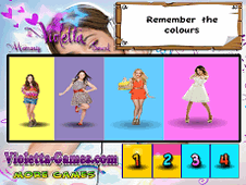 Violetta Music Memory