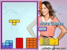 Violetta Tetris
