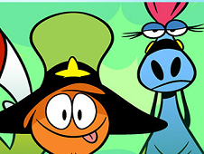 Wander Over Yonder Puzzle