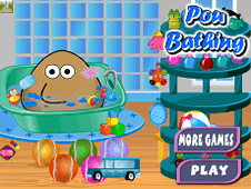 Washing Pou