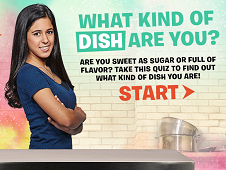 What Kind Of Dish Are You?