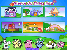Where Do They Live