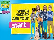 Which Harper Are You