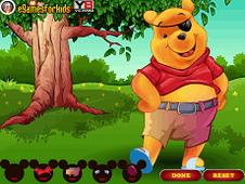 Winnie the Pooh Dressing