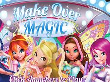 Winx Club Make Over Magic