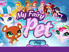 Winx My Fairy Pet