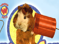 Wonder Pets Phone Game