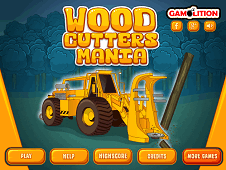 Wood Cutters Mania