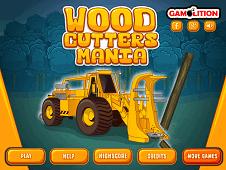 Wood Cutters Mania