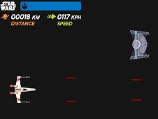 X-Wing Run