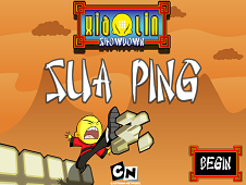 Xiaolin Showdown Sua Ping