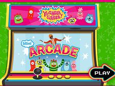 Yo Gabba Gabba Arcade