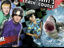 Zeke Luther Captains Crash Course