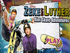 Zeke and Luther Riot Skate Adventures