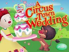 JoJo's A Circus Town Wedding