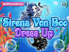 Sirena Von Boo Dress Up 2