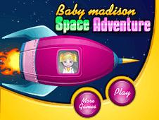 Baby Madison Space Adventure