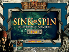 Sink Or Spin