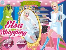 Elsa Shopping