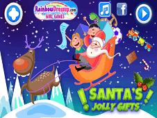 Santas Jolly Gift
