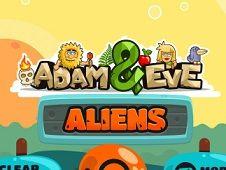 Adam and Eve Aliens