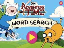 Adventure Time Word Search
