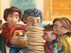 Adventures of Paddington Family Breakfast