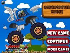 Agusmonster Truck