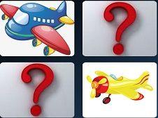 Airplane Mmeory Challenge