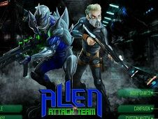 Alien Attack Team