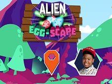 Alien Egg Scape