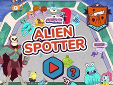 Alien Spotter