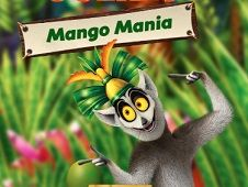 All Hail King Julien Mango Mania